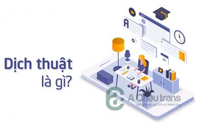 Dịch thuật là gì?